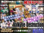 「Valkyrie Destruction」の紹介とSSG